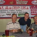 Buzzie Reutimann, Wayne Jr. & Wayne Reutimann Sr.